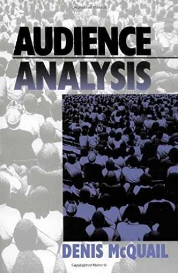 9780761910022-0761910026-Audience Analysis