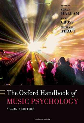 9780198722946-019872294X-The Oxford Handbook of Music Psychology (Oxford Library of Psychology)