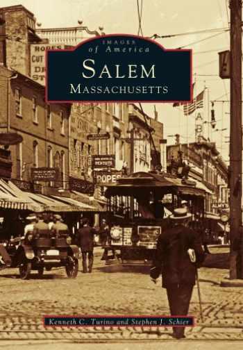9780738535401-0738535400-Salem (Images of America: Massachusetts)