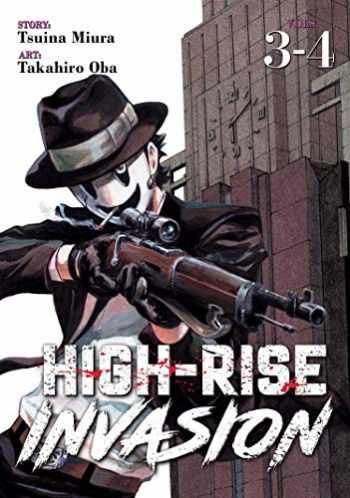 9781626928589-1626928584-High-Rise Invasion Vol. 3-4 (High-Rise Invasion Omnibus, 2)