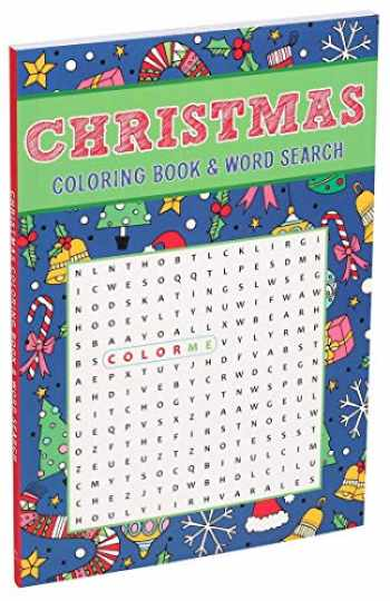 9781645174707-1645174700-Christmas Coloring Book & Word Search