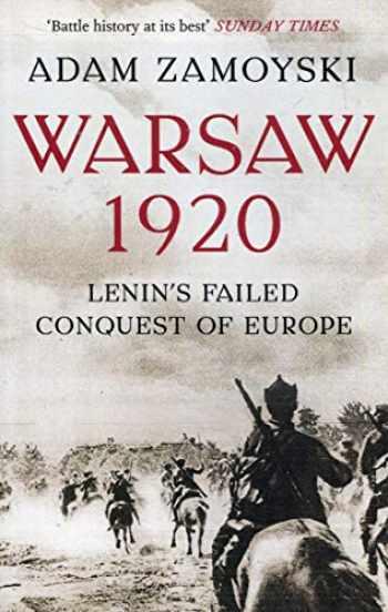 9780007225538-0007225539-Warsaw 1920