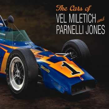 9781854432629-1854432621-The Cars of Vel Miletich and Parnelli Jones
