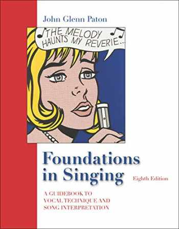 9780073212753-007321275X-Foundations in Singing: A Guidebook to Vocal Technique and Song Interpretation