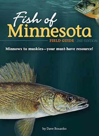9781591937906-1591937906-Fish of Minnesota Field Guide (Fish Identification Guides)
