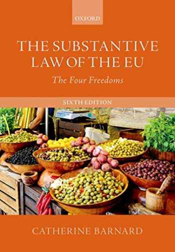 9780198830894-0198830890-The Substantive Law of the EU