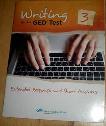 9781564208613-1564208613-Writing for the Ged: Extended Response and Short Answers