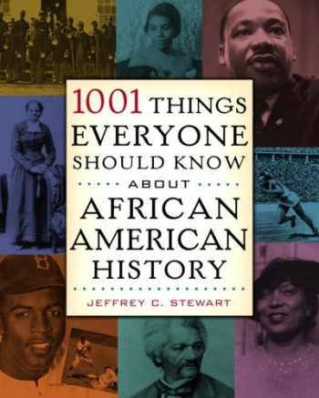 9780517228401-0517228408-1001 Things Everyone Should Know About African American History