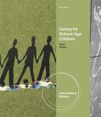 9781111351991-1111351996-Caring for School-Age Children, International Edition
