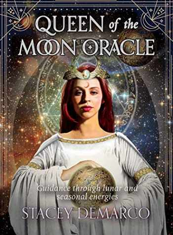 9781925682588-1925682587-Queen of the Moon Oracle: Guidance through Lunar and Seasonal Energies (Rockpool Oracle Card Series)