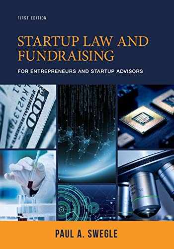 9780578236704-0578236702-Startup Law and Fundraising for Entrepreneurs and Startup Advisors