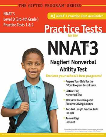 9781937383275-193738327X-NNAT3® 2 Practice Tests Level D (3rd-4th Grade) in Color_ Publisher of the #1 CogAT® Practice Test