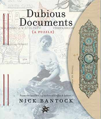 9781452166032-145216603X-Dubious Documents: A Puzzle (Wordplay, Ephemera, Interactive Mystery)