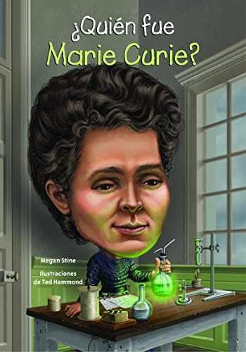9781631134241-1631134248-¿Quién fue Marie Curie? (Spanish Edition) (Quien Fue? / Who Was?)