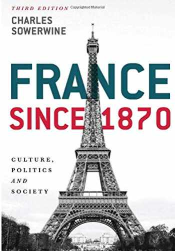 9781137406101-1137406100-France since 1870: Culture, Politics and Society