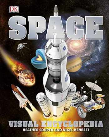 9780241228432-0241228433-Space Visual Encyclopedia