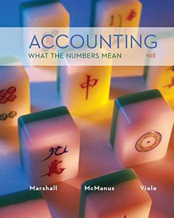 9780077729875-0077729870-Accounting: What the Numbers Mean with Connect Access Card