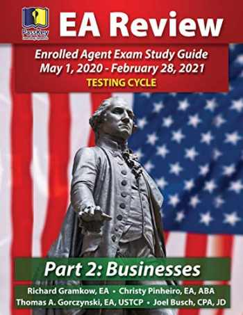 9781935664680-1935664689-Title: PassKey Learning Systems EA Review Part 2 Businesses; Enrolled Agent Study Guide: May 1, 2020-February 28, 2021 Testing Cycle