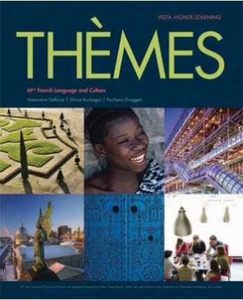 9781680040999-1680040995-Thèmes AP® French Language and Culture Student Edition with Supersite Plus Code (ebook)