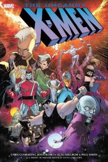9781302927042-1302927043-The Uncanny X-Men Omnibus Vol. 4