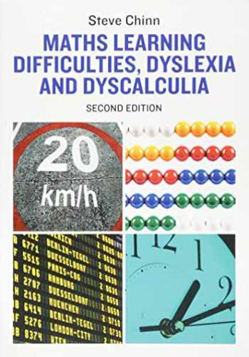 9781785925795-1785925792-Maths Learning Difficulties, Dyslexia and Dyscalculia (Dyslexia Essentials)