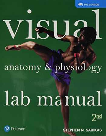 9780134552194-0134552199-Visual Anatomy & Physiology Lab Manual, Pig Version (2nd Edition)