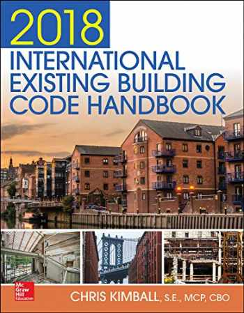 9781260134780-1260134784-2018 International Existing Building Code Handbook