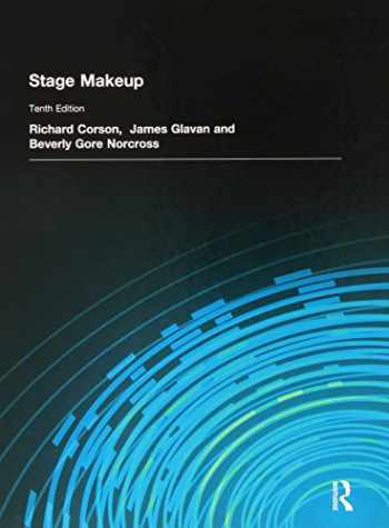 9780205644544-0205644546-Stage Makeup (10th Edition)