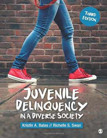 9781544375434-1544375433-Juvenile Delinquency in a Diverse Society