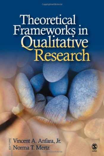 9781412914161-1412914167-Theoretical Frameworks in Qualitative Research