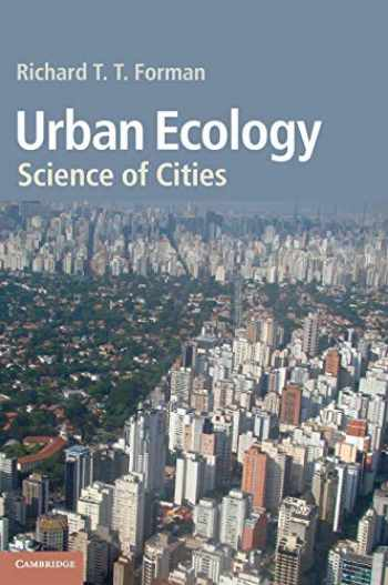 9781107007000-1107007003-Urban Ecology (Science of Cities)