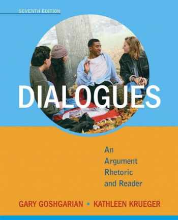 9780205788453-0205788459-Dialogues: An Argument Rhetoric and Reader (7th Edition)