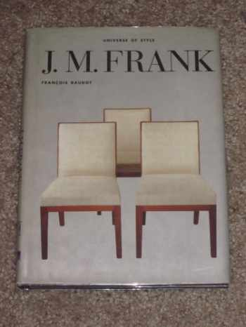 9780789303295-0789303299-J. M.  Frank (Universe of Style)