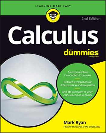 9781119293491-1119293499-Calculus For Dummies (For Dummies (Lifestyle))