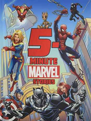 9781368026673-1368026672-5-Minute Marvel Stories (5-Minute Stories)