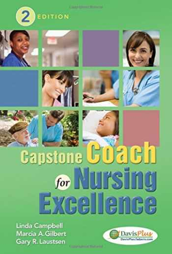 9780803639072-0803639074-Capstone Coach for Nursing Excellence