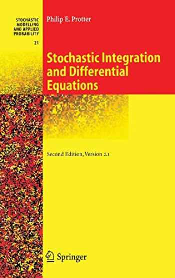 9783540003137-3540003134-Stochastic Integration and Differential Equations