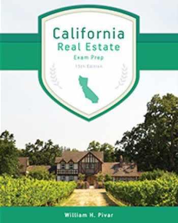 9781629800196-1629800198-California Real Estate Exam Prep (Preparation Guide)