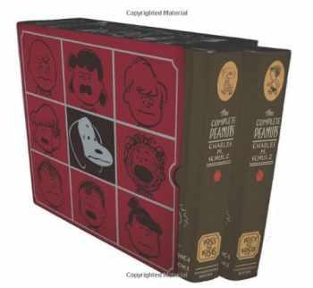 9781560976875-156097687X-The Complete Peanuts 1955-1958 Box Set
