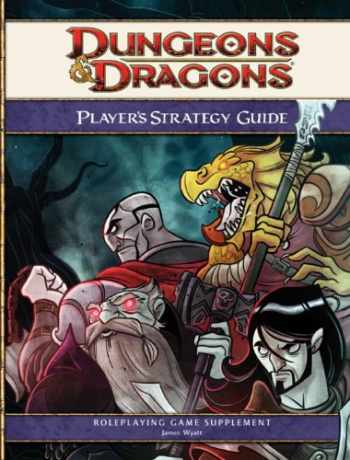 9780786954889-0786954884-Dungeons & Dragons Player's Strategy Guide: A 4th Edition D&D Supplement