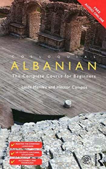 9781138949591-1138949590-Colloquial Albanian (Colloquial Series (Book only))