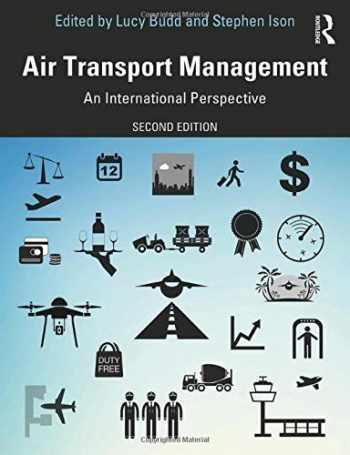 9780367280574-0367280574-Air Transport Management: An International Perspective