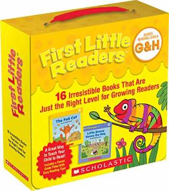 9781338615524-1338615521-First Little Readers: Guided Reading Levels G & H (Parent Pack): 16 Irresistible Books That Are Just the Right Level for Growing Readers
