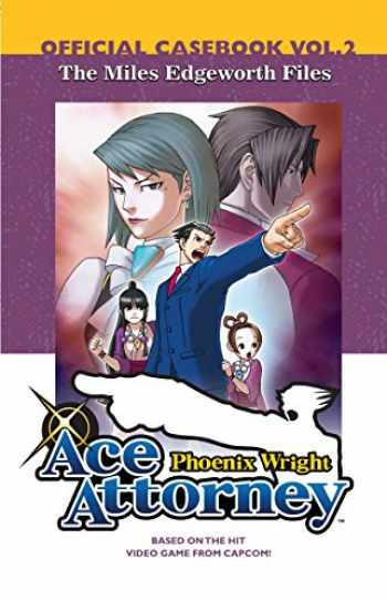9780345503565-0345503562-Phoenix Wright Ace Attorney: Official Casebook, Volume 2: The Miles Edgeworth Files