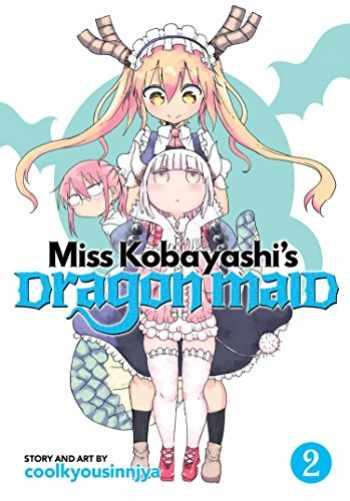 9781626924314-1626924317-Miss Kobayashi's Dragon Maid Vol. 2 (Miss Kobayashi's Dragon Maid, 2)