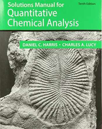 9781319330248-131933024X-Solutions Manual for Quantitative Chemical Analysis