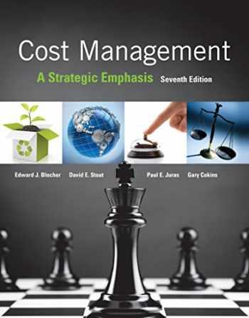 9780077733773-0077733770-Cost Management: A Strategic Emphasis