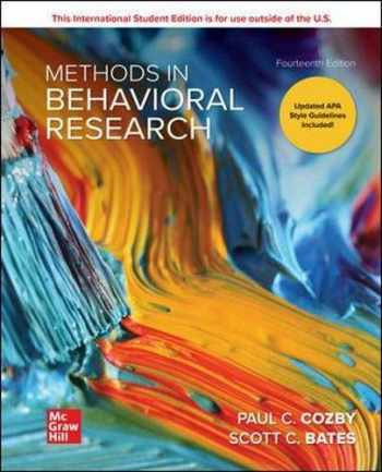 9781260565980-126056598X-Methods in Behavioral Research