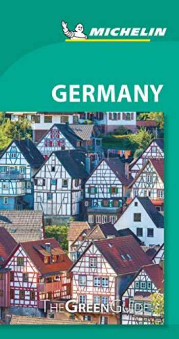 9782067235526-2067235524-Michelin Green Guide Germany: Travel Guide