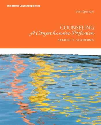 9780133155372-0133155374-Counseling: A Comprehensive Profession Plus NEW MyCounselingLab with Pearson eText -- Access Card Package (7th Edition) (Merrill Counseling)